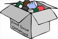 food drive color