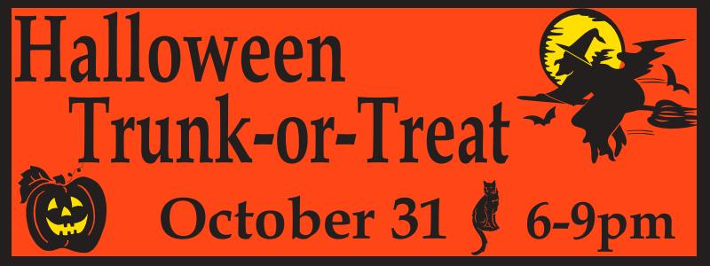 Halloween sign 3
