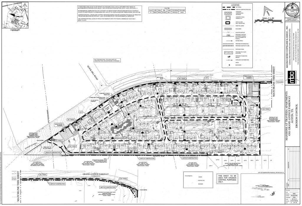 Mansions of Travesia Site Plan copy